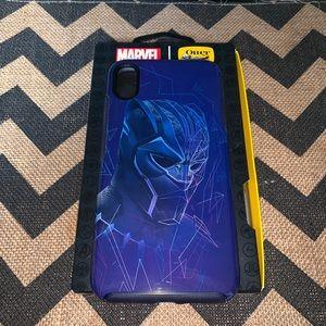 NIB Black Panther Otter Box IPhone XS Max Case